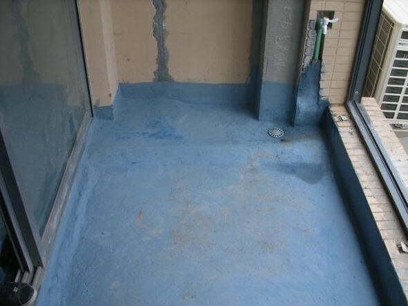 昆山阳台防水