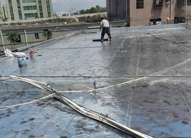 昆山屋顶防水补漏